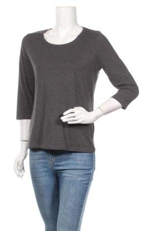 Γυναικεία μπλούζα Mark Adam, Μέγεθος M, Χρώμα Γκρί, 60% βαμβάκι, 40% πολυεστέρας, Τιμή 7,79€