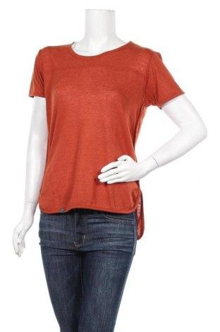 Дамска блуза Mbym, Размер XS, Цвят Червен, 50% памук, 50% полиестер, Цена 34,30лв.