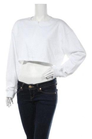 Дамска блуза Missguided, Размер S, Цвят Бял, 55% полиестер, 45% памук, Цена 28,60лв.