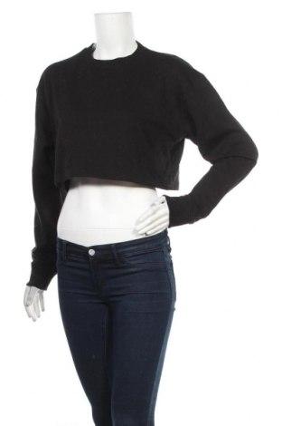 Дамска блуза Missguided, Размер S, Цвят Черен, 60% памук, 40% вискоза, Цена 27,30лв.