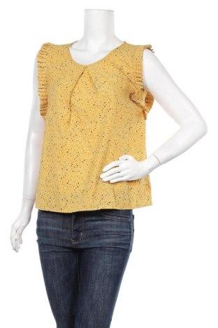 Γυναικεία μπλούζα Molly Bracken, Μέγεθος S, Χρώμα Κίτρινο, Πολυεστέρας, Τιμή 17,53€