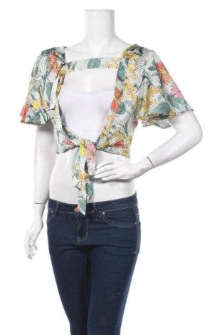 Γυναικεία μπλούζα Molly Bracken, Μέγεθος S, Χρώμα Πολύχρωμο, Πολυεστέρας, Τιμή 17,53€