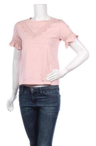 Γυναικεία μπλούζα Molly Bracken, Μέγεθος S, Χρώμα Ρόζ , 95% βαμβάκι, 5% ελαστάνη, Τιμή 16,42€
