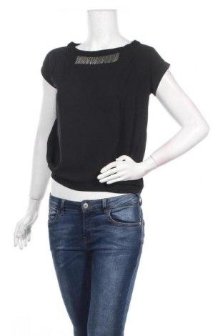 Γυναικεία μπλούζα Molly Bracken, Μέγεθος XS, Χρώμα Μαύρο, Πολυεστέρας, Τιμή 17,53€