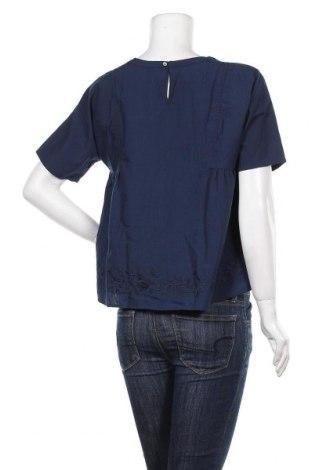 Γυναικεία μπλούζα Molly Bracken, Μέγεθος S, Χρώμα Μπλέ, Βαμβάκι, Τιμή 17,53€