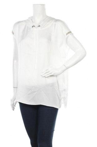 Γυναικεία μπλούζα Monari, Μέγεθος XL, Χρώμα Λευκό, Πολυεστέρας, Τιμή 10,09€