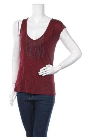 Γυναικεία μπλούζα On.You, Μέγεθος M, Χρώμα Κόκκινο, Βισκόζη, Τιμή 14,60€