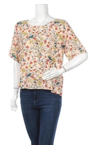 Дамска блуза Oui, Размер M, Цвят Многоцветен, Вискоза, Цена 51,35лв.
