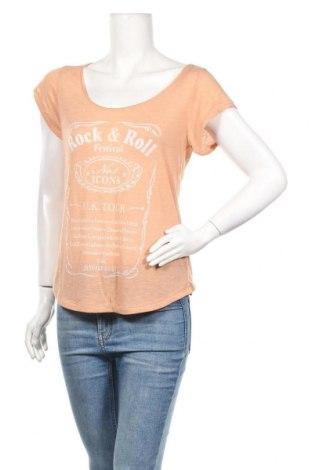 Γυναικεία μπλούζα Review, Μέγεθος XS, Χρώμα Ρόζ , 60% πολυεστέρας, 40% βαμβάκι, Τιμή 6,19€