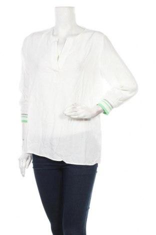 Дамска блуза Rich & Royal, Размер M, Цвят Бял, Вискоза, Цена 63,07лв.