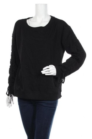 Дамска блуза Sanctuary, Размер M, Цвят Черен, 58% памук, 42% полиестер, Цена 8,03лв.
