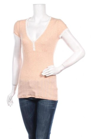 Дамска блуза Schiesser, Размер M, Цвят Розов, 98% памук, 2% еластан, Цена 19,00лв.