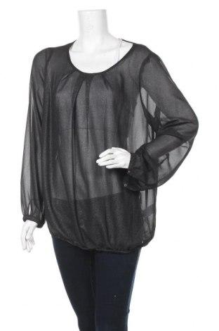 Γυναικεία μπλούζα Soya Concept, Μέγεθος L, Χρώμα Μαύρο, Πολυεστέρας, Τιμή 4,09€