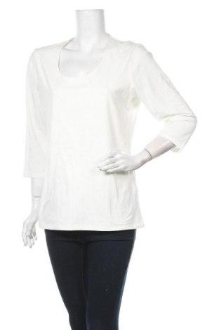 Γυναικεία μπλούζα Soya Concept, Μέγεθος XXL, Χρώμα Λευκό, 58% βαμβάκι, 36% πολυεστέρας, 6% ελαστάνη, Τιμή 7,01€