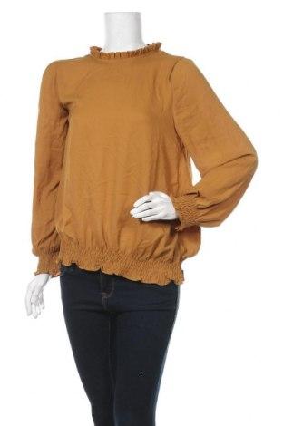 Γυναικεία μπλούζα Soya Concept, Μέγεθος M, Χρώμα Κίτρινο, Τιμή 11,11€