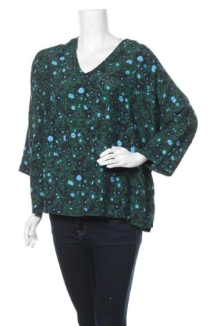 Γυναικεία μπλούζα Stella Forest, Μέγεθος L, Χρώμα Πράσινο, Βισκόζη, Τιμή 27,79€