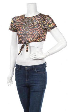 Γυναικεία μπλούζα Top Fashion, Μέγεθος M, Χρώμα Πολύχρωμο, Πολυεστέρας, Τιμή 7,44€