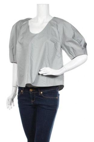 Γυναικεία μπλούζα Y.A.S, Μέγεθος M, Χρώμα Γκρί, Βαμβάκι, Τιμή 7,64€