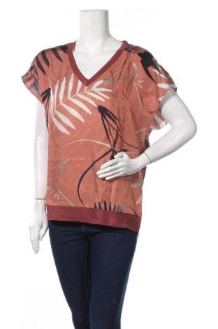 Дамска блуза Yaya, Размер M, Цвят Многоцветен, Вискоза, Цена 25,37лв.