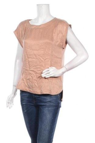 Дамска блуза Yaya, Размер S, Цвят Бежов, 50% купро, 50% вискоза, Цена 22,36лв.
