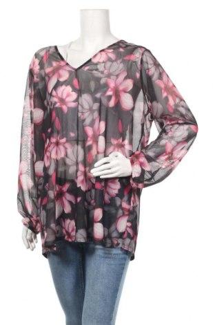 Γυναικεία μπλούζα Zizzi, Μέγεθος XXL, Χρώμα Πολύχρωμο, Τιμή 9,87€