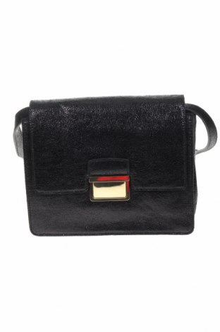 Γυναικεία τσάντα Bimba Y Lola, Χρώμα Μαύρο, Κλωστοϋφαντουργικά προϊόντα, Τιμή 43,44€