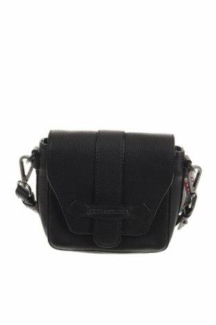 Дамска чанта FREDsBRUDER, Цвят Черен, Естествена кожа, Цена 109,45лв.