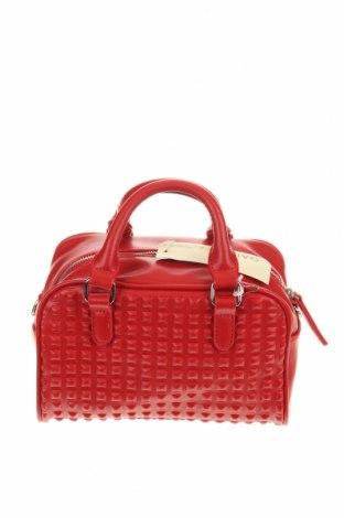 Дамска чанта Gaudi, Цвят Червен, Еко кожа, Цена 150,83лв.