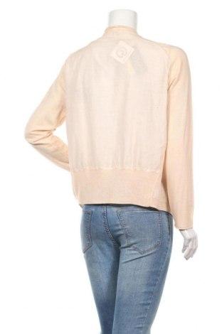 Дамска жилетка Betty & Co, Размер M, Цвят Бежов, 55% памук, 45% акрил, Цена 25,28лв.