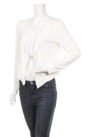 Γυναικεία ζακέτα Cartoon, Μέγεθος M, Χρώμα Λευκό, 97% βισκόζη, 3% ελαστάνη, Τιμή 7,60€
