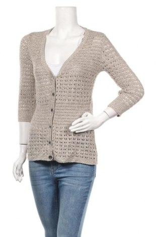 Γυναικεία ζακέτα DKNY Jeans, Μέγεθος S, Χρώμα Γκρί, 58% βαμβάκι, 42%ακρυλικό, Τιμή 20,68€