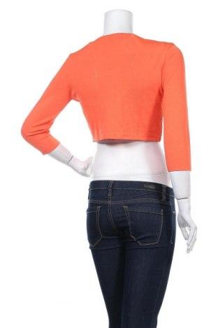 Дамска жилетка Jake*s, Размер M, Цвят Оранжев, 68% вискоза, 32% полиамид, Цена 16,72лв.