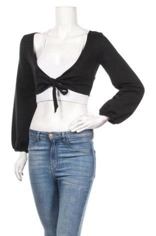 Γυναικεία ζακέτα Missguided, Μέγεθος S, Χρώμα Μαύρο, Τιμή 6,19€