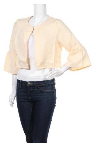 Γυναικεία ζακέτα Molly Bracken, Μέγεθος L, Χρώμα Κίτρινο, Πολυεστέρας, Τιμή 8,89€