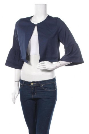 Γυναικεία ζακέτα Molly Bracken, Μέγεθος M, Χρώμα Μπλέ, Πολυεστέρας, Τιμή 9,24€