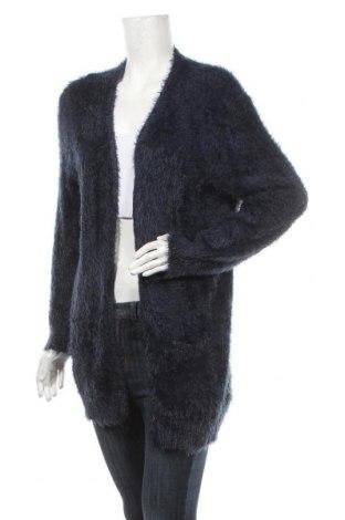 Γυναικεία ζακέτα So Soire, Μέγεθος L, Χρώμα Μπλέ, 60% πολυαμίδη, 40%ακρυλικό, Τιμή 8,77€