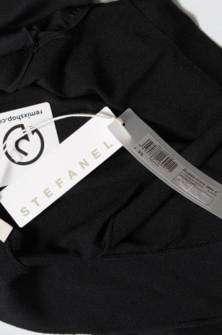 Γυναικεία ζακέτα Stefanel, Μέγεθος XS, Χρώμα Μαύρο, 83% βισκόζη, 17% πολυαμίδη, Τιμή 14,29€