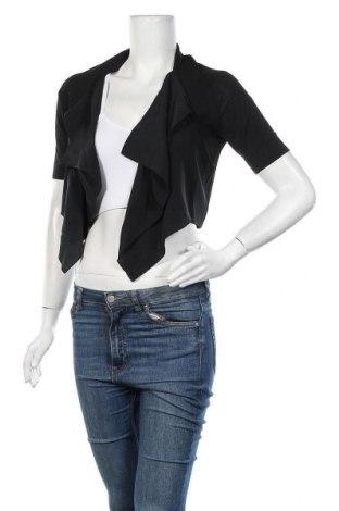Γυναικεία ζακέτα Stefanel, Μέγεθος M, Χρώμα Μαύρο, 83% βισκόζη, 17% πολυαμίδη, Τιμή 14,29€