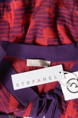 Дамска жилетка Stefanel, Размер S, Цвят Лилав, 70% памук, 30% полиамид, Цена 23,34лв.