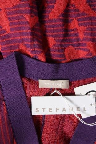 Γυναικεία ζακέτα Stefanel, Μέγεθος M, Χρώμα Βιολετί, 70% βαμβάκι, 30% πολυαμίδη, Τιμή 21,67€