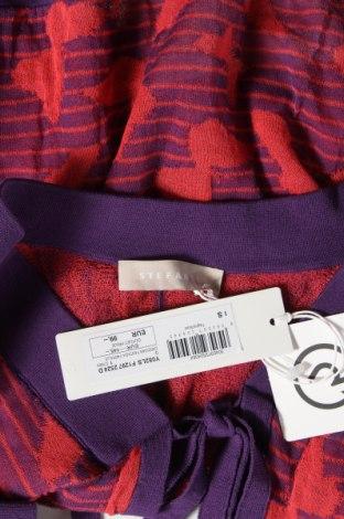 Дамска жилетка Stefanel, Размер S, Цвят Лилав, 70% памук, 30% полиамид, Цена 29,31лв.