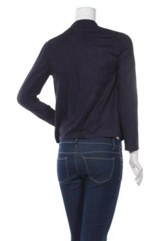 Дамска жилетка Top Secret, Размер XS, Цвят Син, 85% полиестер, 15% еластан, Цена 12,80лв.