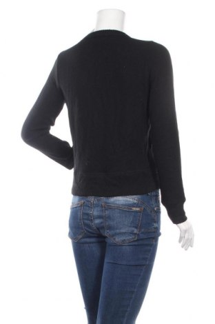 Дамска жилетка Vero Moda, Размер S, Цвят Черен, 58% вискоза, 38% полиестер, 4% еластан, Цена 10,40лв.
