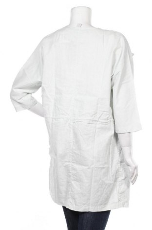 Дамска жилетка Yaya, Размер S, Цвят Сив, 52% лен, 48% памук, Цена 25,68лв.