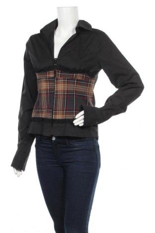 Γυναικείο πουκάμισο Artigli, Μέγεθος L, Χρώμα Πολύχρωμο, 65% πολυεστέρας, 32% βισκόζη, 3% ελαστάνη, Τιμή 26,89€