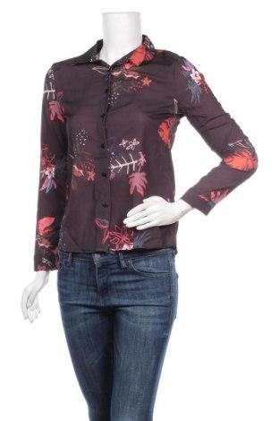 Дамска риза Concept, Размер M, Цвят Син, Полиестер, Цена 13,57лв.