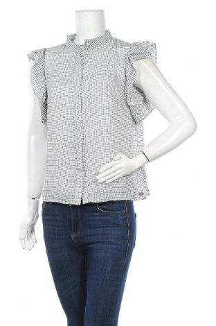 Дамска риза DDP, Размер M, Цвят Бял, Полиестер, Цена 43,52лв.