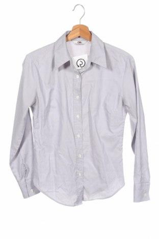 Дамска риза Fruit Of The Loom, Размер XS, Цвят Сив, 70% памук, 30% полиестер, Цена 4,73лв.