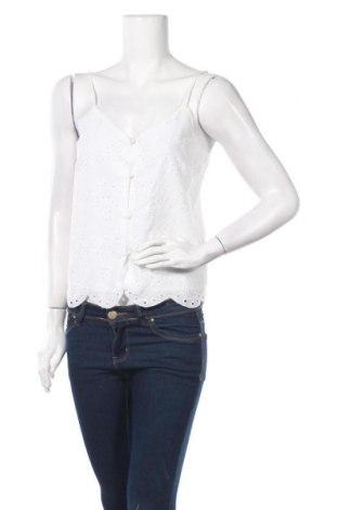Дамска риза Jacqueline De Yong, Размер S, Цвят Бял, Цена 27,30лв.