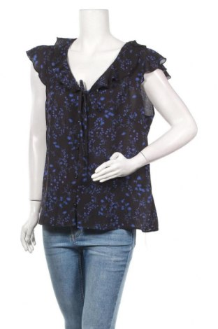 Дамска риза La Mode Est A Vous, Размер L, Цвят Многоцветен, 97% полиестер, 3% еластан, Цена 29,90лв.